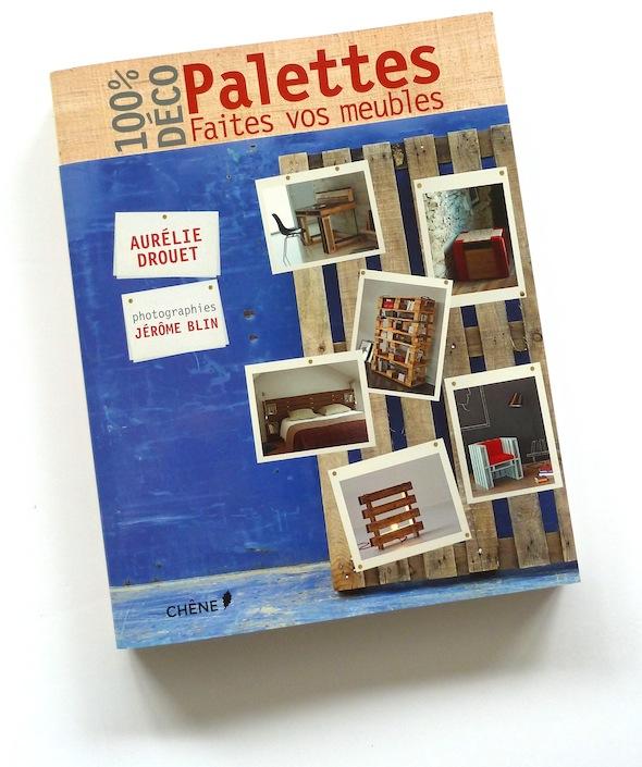 Fabrice Peltier - éco design - Meubles en palette recyclée