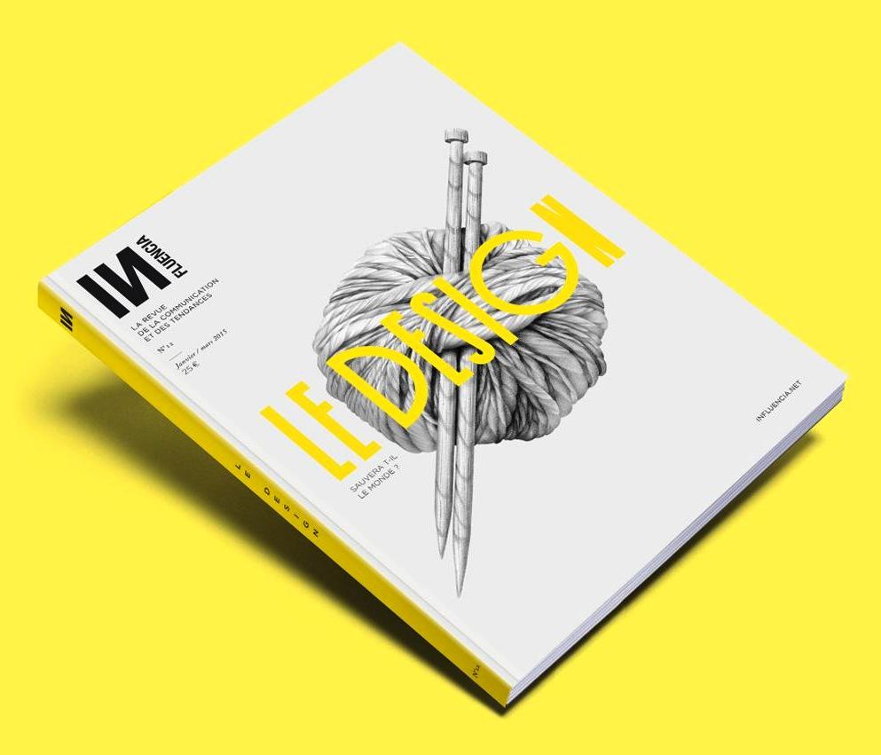 Fabrice Peltier - Influancia - design