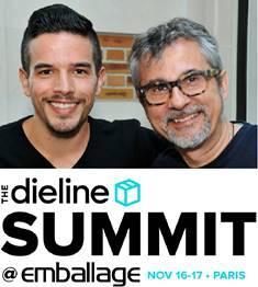 Fabrice Peltier et Andrew Gibbs