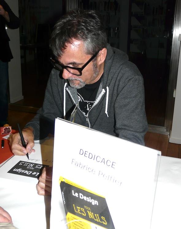 Fabrice Peltier - le design pour les nuls