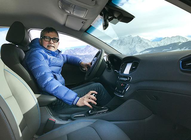 Fabrice Peltier - Hyundai - Ionic
