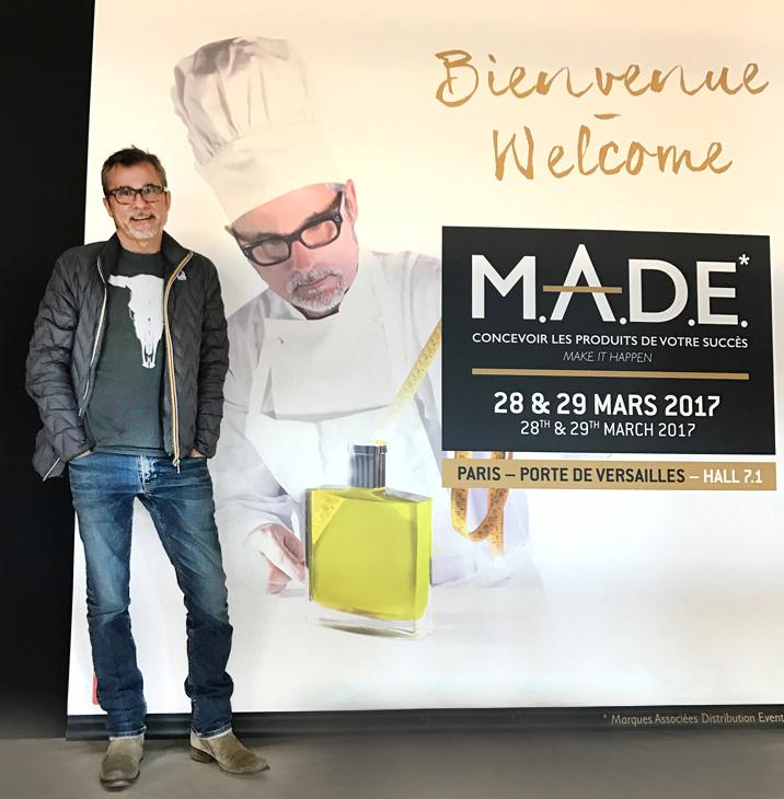 Fabrice Peltier - M.A.D.E. - Consultant Design