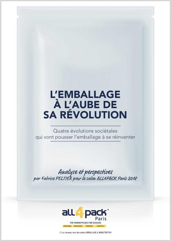 Fabrice Peltier - L'emballage à l'aube de sa révolution - All4Pack