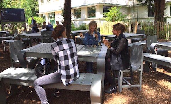 Fabrice Peltier - GoodPlanet meubles recyclés