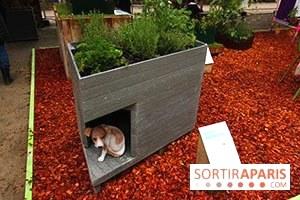 Fabrice Peltier - Eco design - Niche jardinière - Sortir à Paris