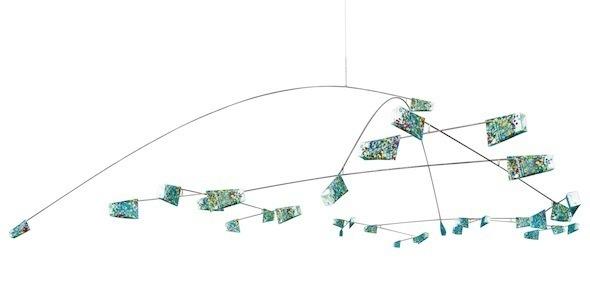 Fabrice Peltier - Tetra Pak - Hommage à Alexander Calder