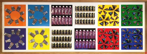 Fabrice Peltier - Tetra Pak - Hommage à Andy Warhol