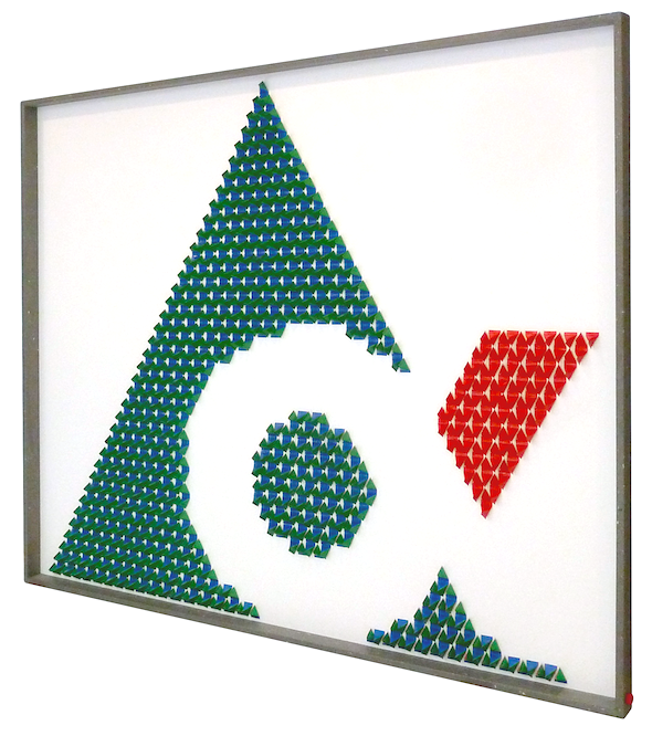 Fabrice Peltier - Tetra pak - Création - Hommage à Andy Warhol